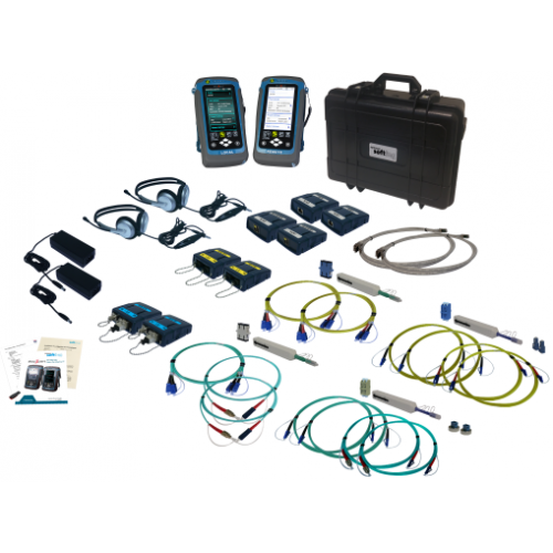 Softing WireXpert 4500 LAN Quad Single Mode and EF Multimode Package (Each)