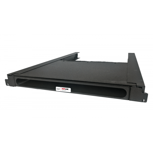 CMW Ltd  | HotLok® SF001-PR5 SwitchFix 1U, Passive, Single Side Intake 1U, Adjustable 702mm - 752mm
