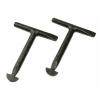 Monument 1010L | Monument  Manhole Keys Pack of 2 (Per/pair)