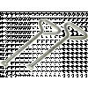 Monument MLK12 | Monument Manhole Cover Lift Keys Pack of 2 - 12in (Per/pair)