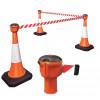 CMW Ltd  | Reflective Tape Barrier System